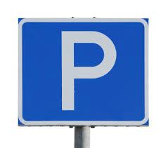 car parking signage